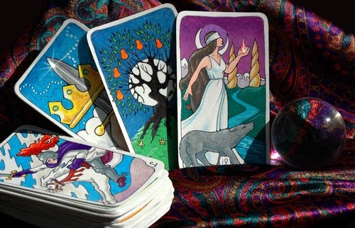 tarot card reading How To Tell If Someone Is Psychic