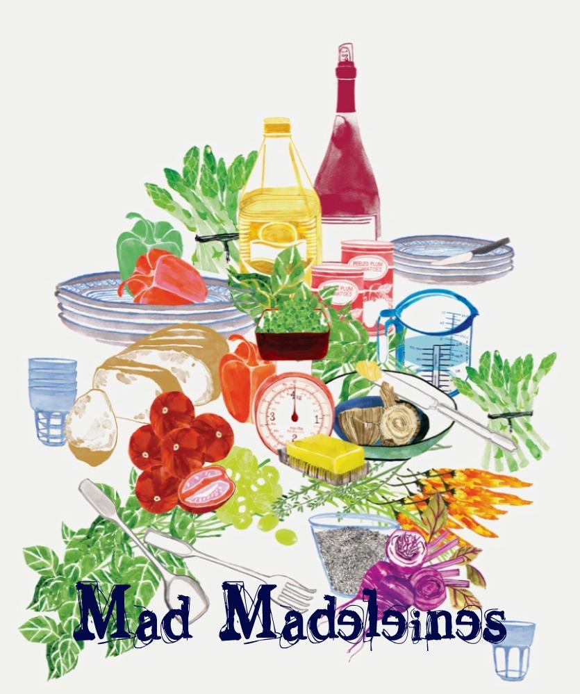 Mad Madeleines
