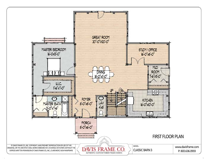Free Home Plans Open Loft Floor Plans