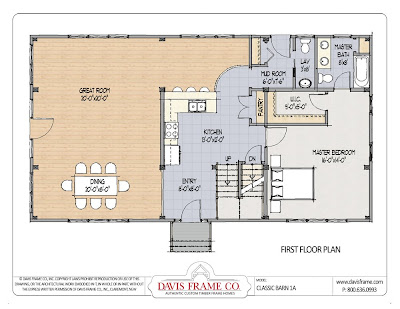 » Barn Plans with Living quarters | House Barn Plans with Living Area