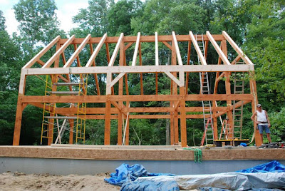 timber frame in pennsylvania