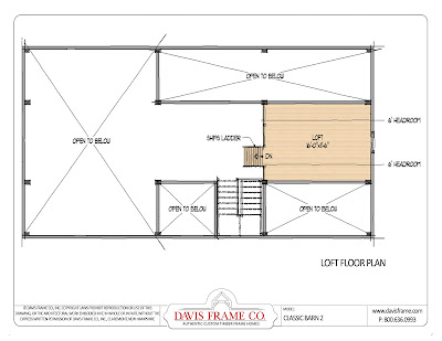 Barn Home Plan 3