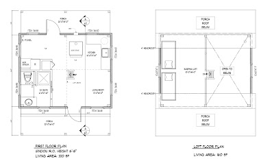 timber frame cabin plans