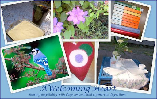 A Welcoming Heart