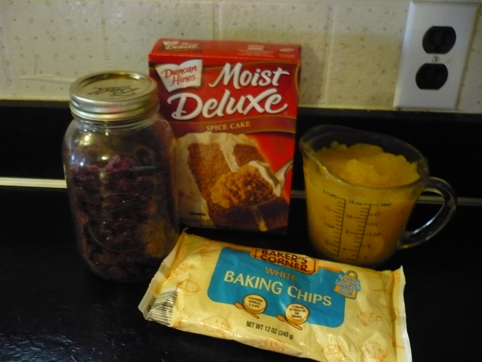 Pumpkin cupcake recipe spice cake mix