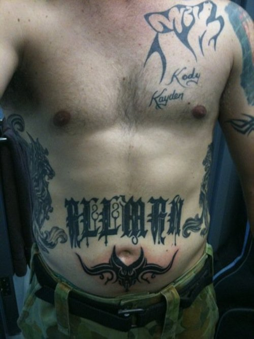 Tribal tattoos meaning also varies from races, age of the person who wants