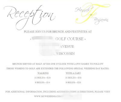 Include invitation respond card reception card key west weddings wedding reception card wording on reception card insert stopboris Choice Image