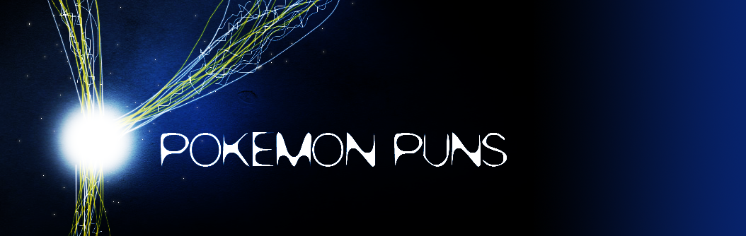 Pokmon Puns