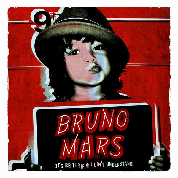 Bruno Mars - It's Better If You Don't Understand - EP (Official Album Cover)