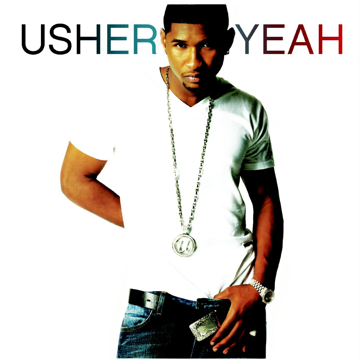Usher Album Cover Coverlandia - The #1 P...