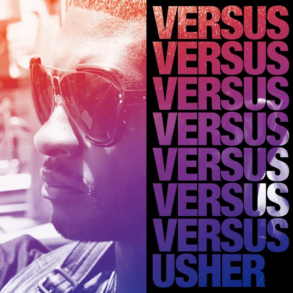 ... for Album & Single Cover's: Usher - Versus - EP (Official Album C...