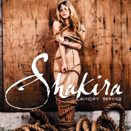 Shakira - Laundry Service - Girls Night Limited Edition -