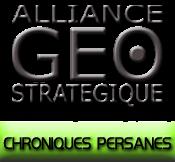 Chroniques persanes est membre d'Alliance Géostratégique