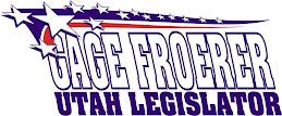 Return to GAGE FROERER, UTAH LEGISLATOR