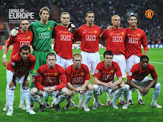 Kings of Europe 2007/2008 - Manchester United