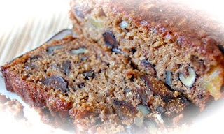 ... Kahlua Date Nut Bread with Chocolate Chunks: National Date Nut Bread