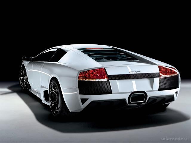 Lamborghini Murcielago Lp640 Versace Edition Supper Cars