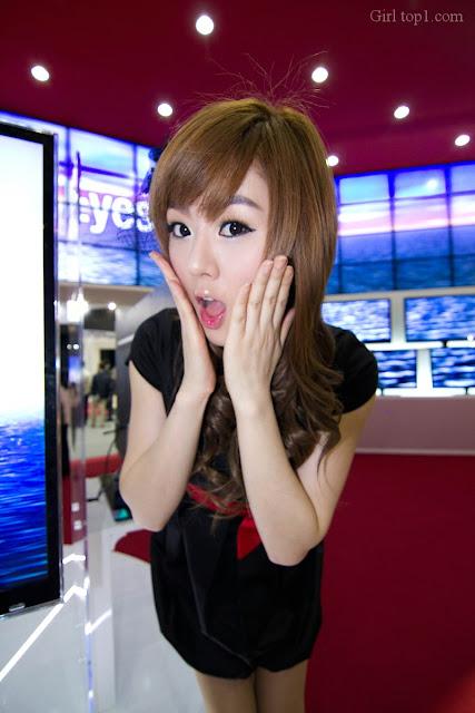 Hwang Mi hee WIS 32 Hwang Mi Hee – World IT Show 2010