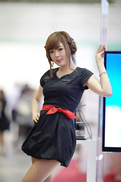 Hwang Mi hee WIS 42 Hwang Mi Hee – World IT Show 2010