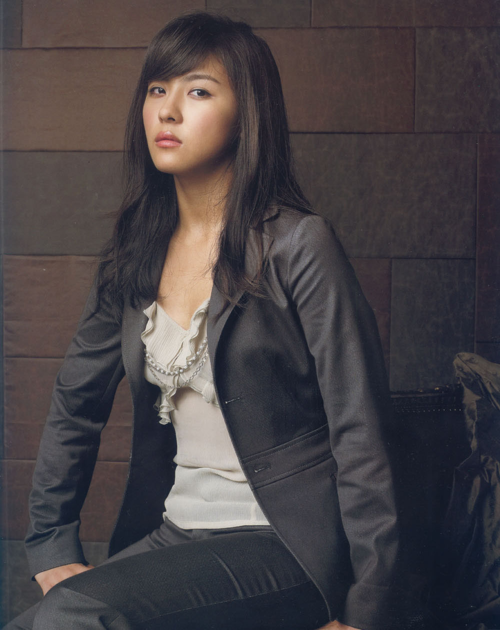 Ha Ji Won Fashion Magazine Scan Top Fashion Models