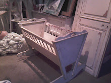 A Vintage Dutch Crib