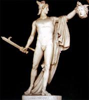 Perseo con la cabeza de Medusa, Canova