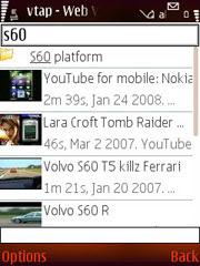 vTap - Symbian Client Release