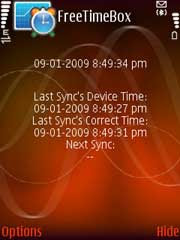 FreeTimeBox for Nokia Series60 3rd edition