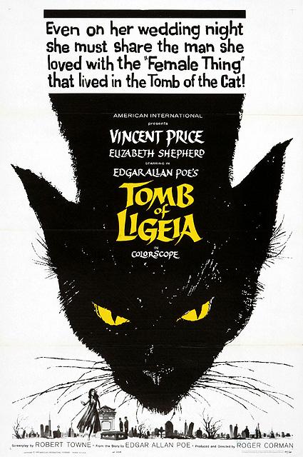 Tomb Ligeia 1964