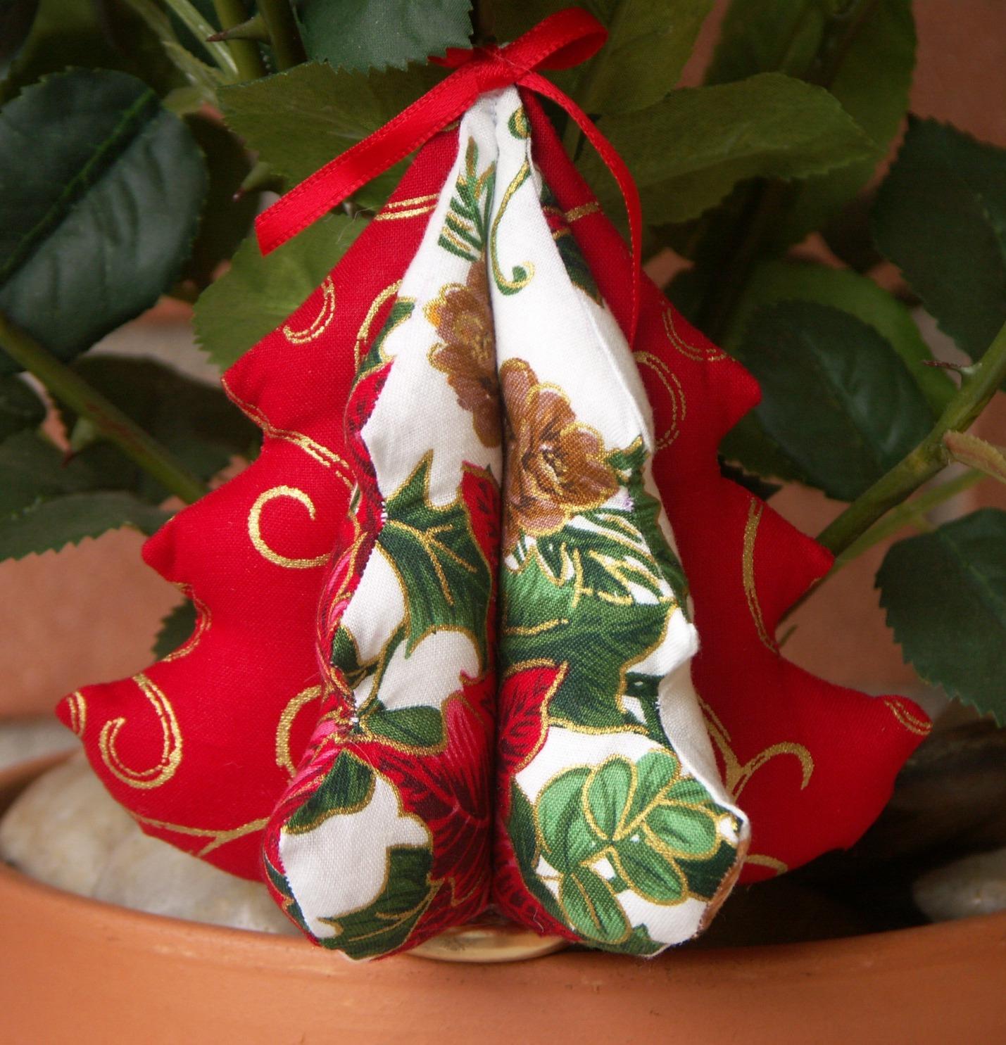 Favoloso Tatamusetta: Immancabili alberi di Natale UD38