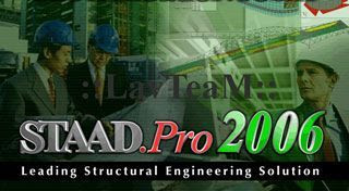 staad2006 - STAAD PRO 2006  Structural Engineering Software