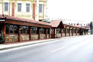 Gelik Restaurant, Loxandra's house