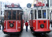 Nostalgic Tram, Pera-Istanbul
