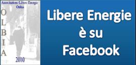 Libere Energie è su Facebook