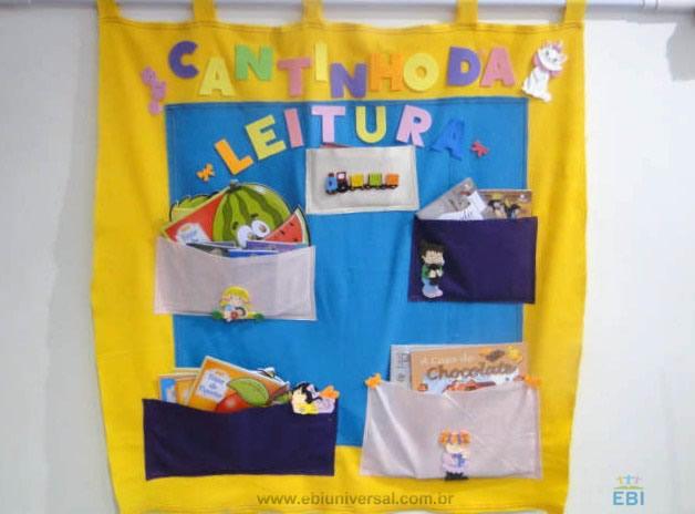 decoracao sala de leitura na escola:Os resultados do Cantinho da Leitura são duradouros por isto trazemos
