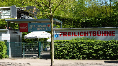 Stadtpark Hamburg, Open Air Freilichtbuehne, Konzerte
