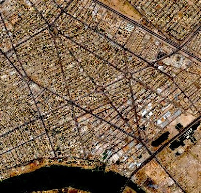 Freemasons For Dummies More Masonic Symbols In The Map Of Baghdad
