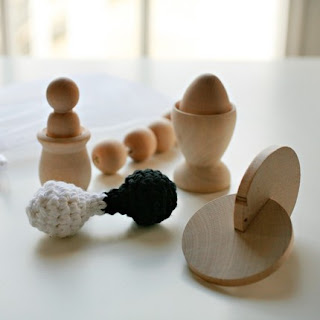 Montessori Baby Toys set of 5