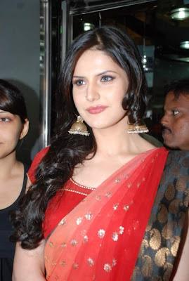 The Beautiful Zarine Khan image
