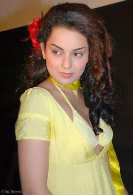 Cute kangna Ranaut Hot photo