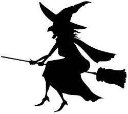 A Witchy Silhouette