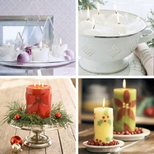 Candle ideas...
