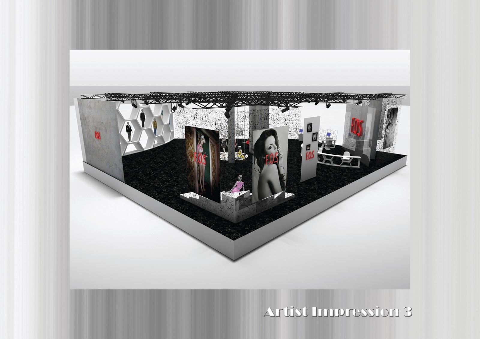 factory outlet store artist impression. Black Bedroom Furniture Sets. Home Design Ideas