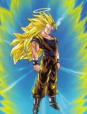 Pelea de rol: HypersonicJD vs Dairanto (Fag vs Fag). Goku+ssj3
