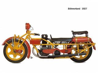 Motor Bohmerland 1927