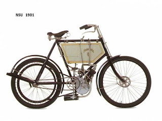 motor NSU 1901