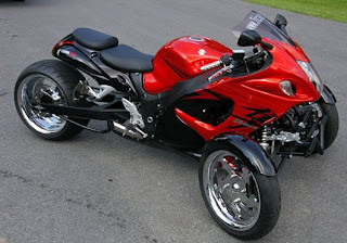 motor 3whell TT-Busa 2010