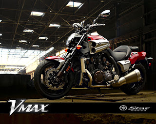 Yamaha V Max VMX17 - 2010 wallpaper