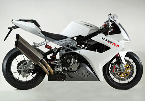 Ducati powered Bimota DB8 Released Ducati Motor Sport Pain