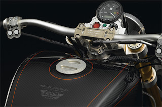 luxury Ecosse's Heretic motorcycle 2010